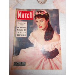 Paris Match 1955